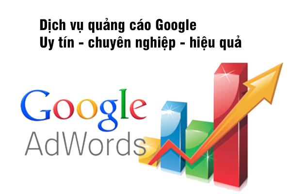 Dịch vụ quảng cáo Google uy tín chuyên nghiệp hiệu quả